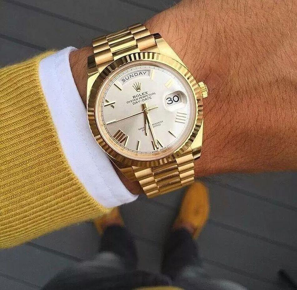 Anvedi sono le 18.31 p.m. HH88wlf Delirio 88 Watch Roman Numeral Time Clock