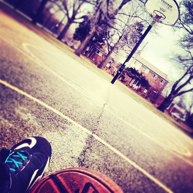 Hoopin' Is A Lifestyle ....