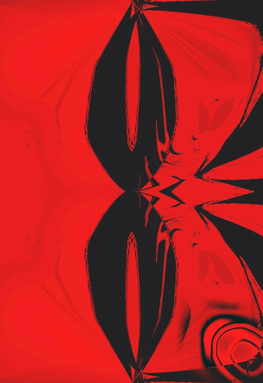 red, abstract, no people, close-up, studio shot, indoors, day