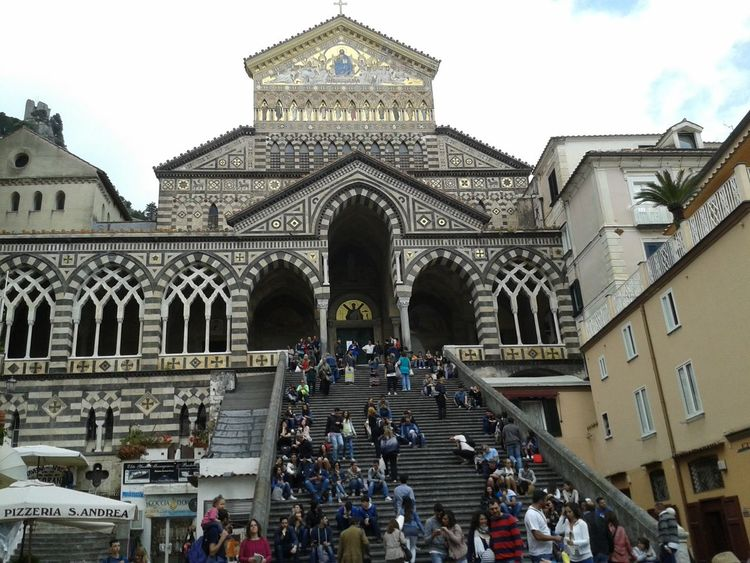 Church Amalfi Coast
