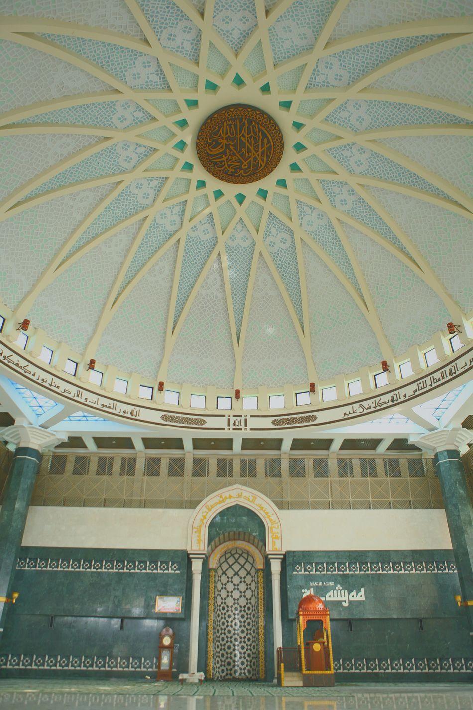 Mosque Masjid Tangerang Arsitektur Building