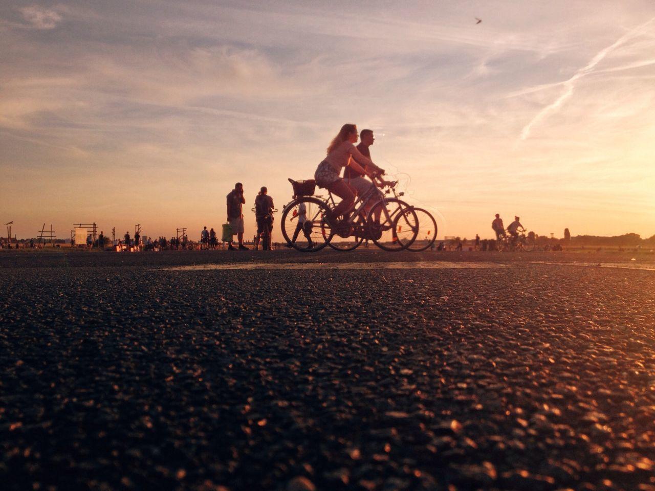 Beautiful stock photos of berlin, Berlin, Bicycle, Bicycling, Cloud