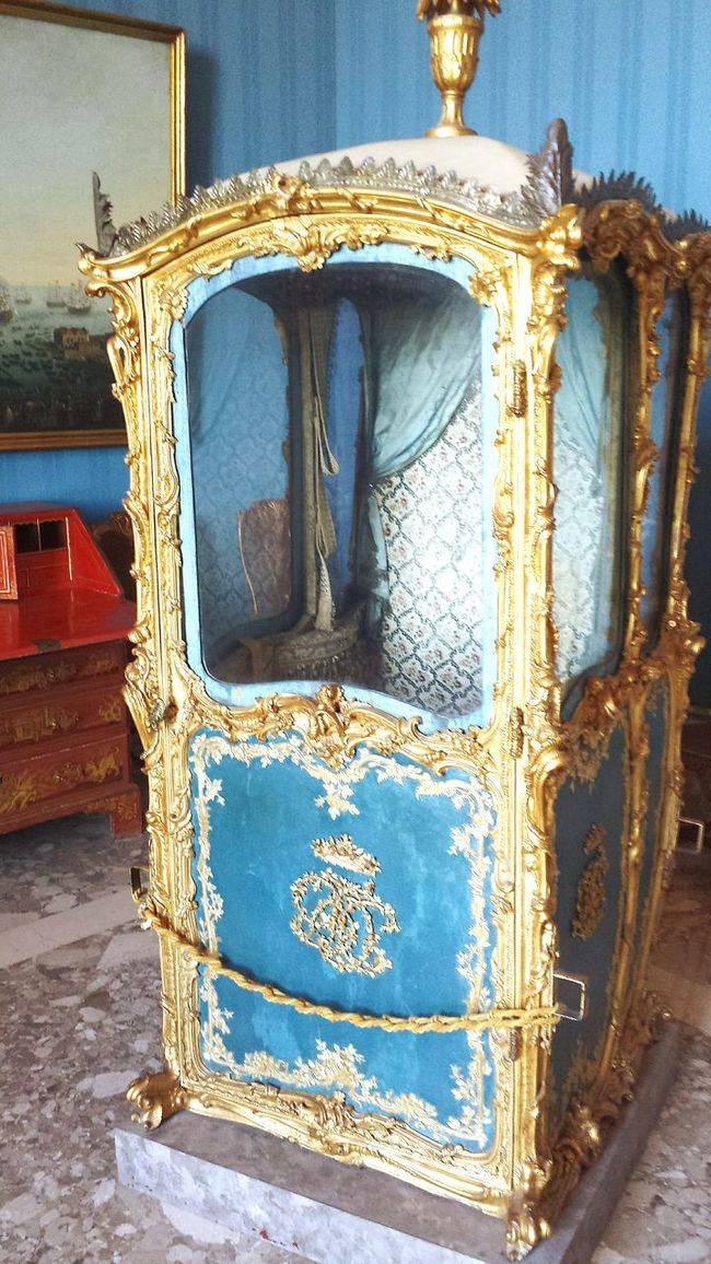 Portantina Reale Re Borbone Re Di Spagna Villa Reale Napoli Museo Di Capodimonte Real Spain Story