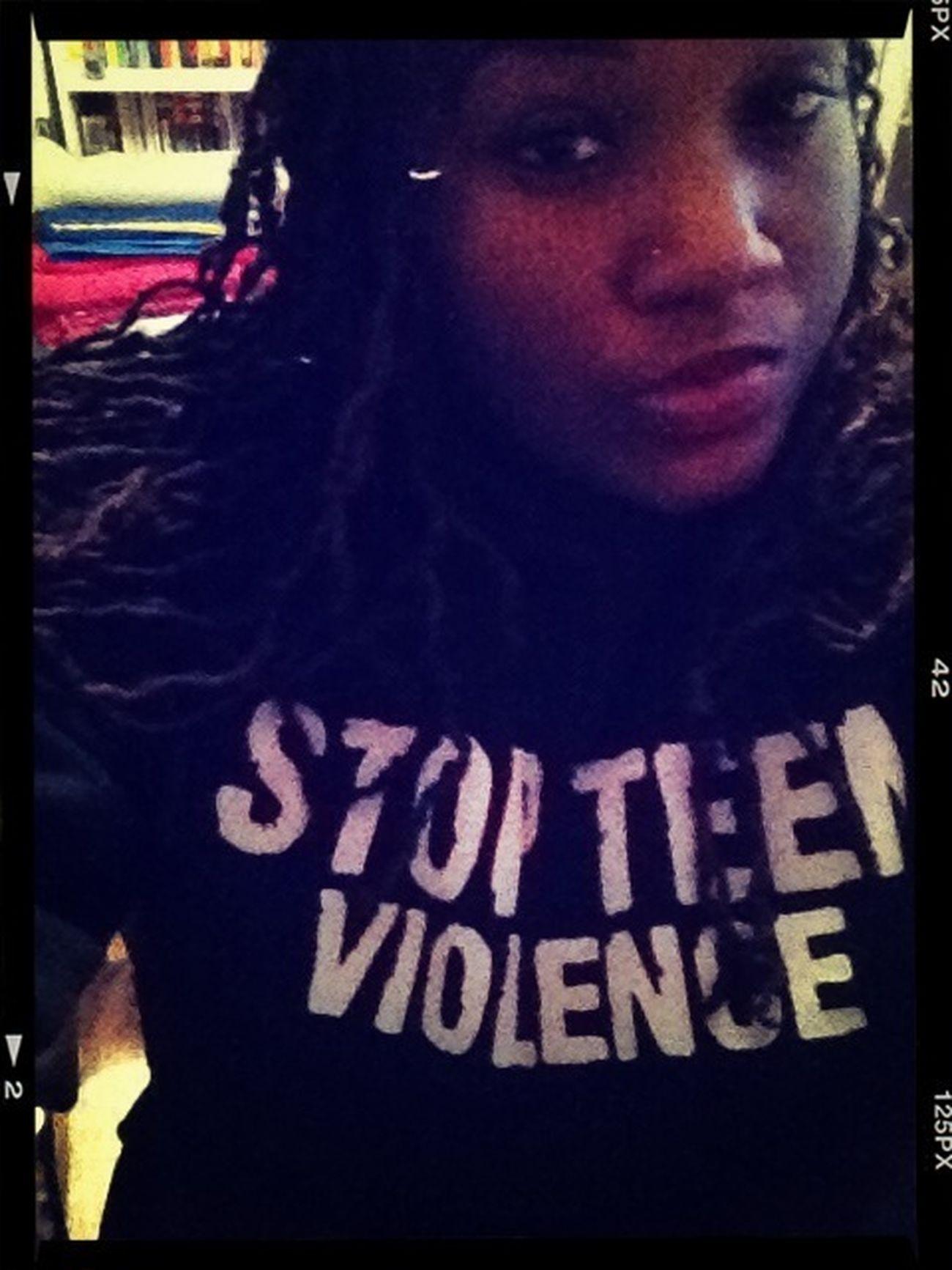 Stop Teen Violence