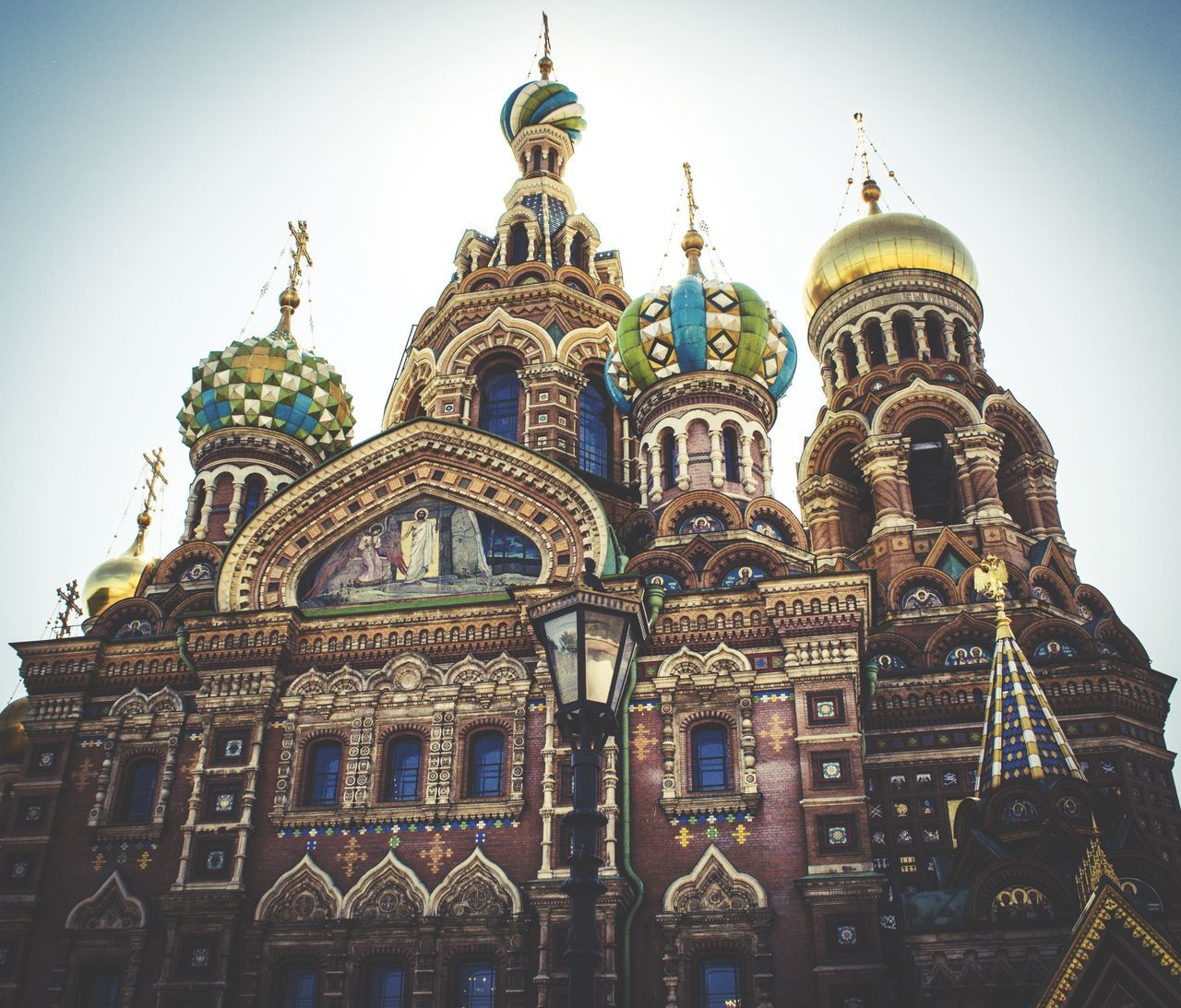 St. PETERSBURG Russia St Petersburg Russia History Architecture Built Structure Building Exterior Sky Day Religion