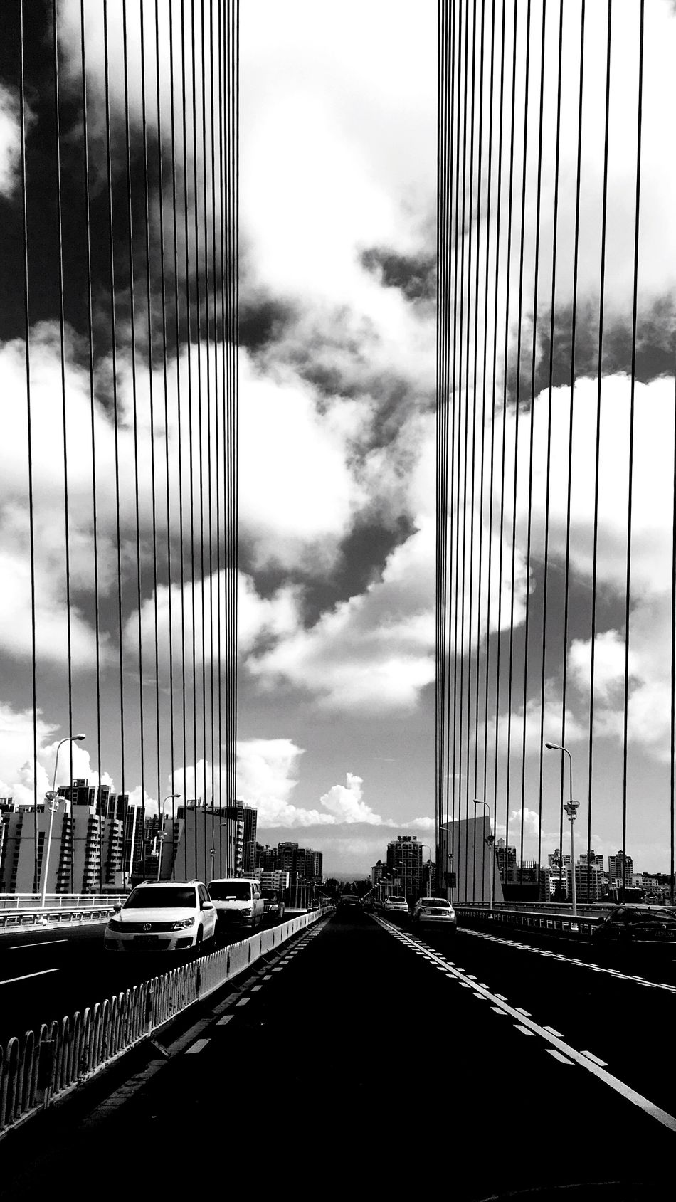 Architecture Sky Built Structure Transportation Day Cloud - Sky No People Modern Outdoors EyeEmNewHere Break The Mold