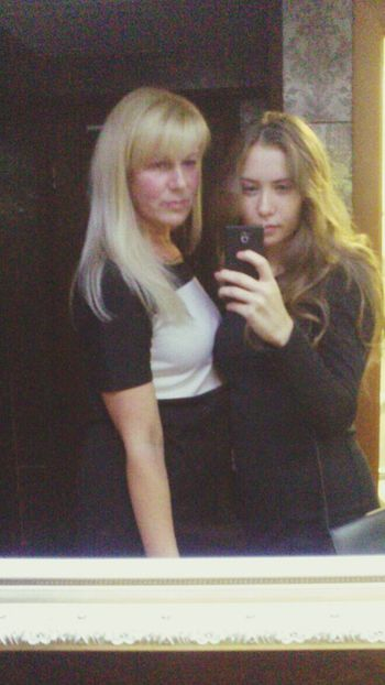 Mother With My Mommy❤ Models Love