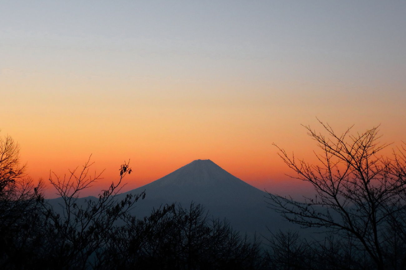 夜明け Landscape Mt.Fuji Breaking Dawn EyeEm Nature Lover CANON PowerShot S120