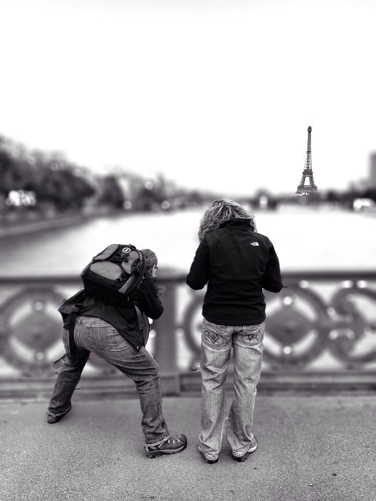 Paris is Magic ! Blackandwhite Bw_collection Bw_friday_challenge Streetphotography