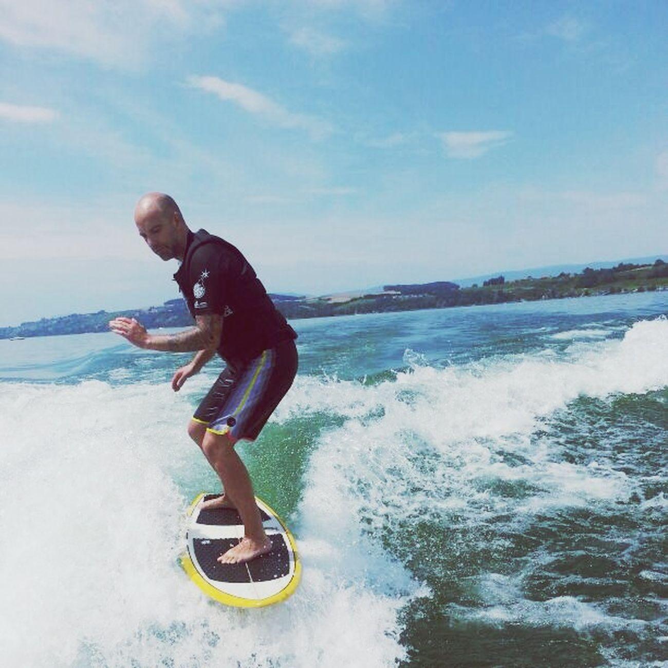Wakesurfen Wakesurfing