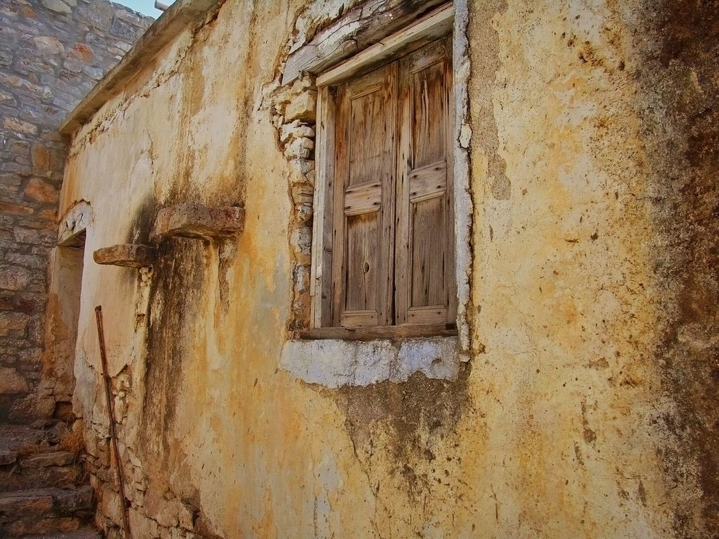 Old House Building Exterior Built Structure Abandoned Places Abandoned Buildings Window Windows Old Old Buildings Textures And Surfaces Architecture Architecture_collection Architectural Detail Old Architecture Forgotten Places  Empty Places Wide Angle Yellow Village House Old Door Wood - Material Stone Wall Made Of Wood Made Of Stone