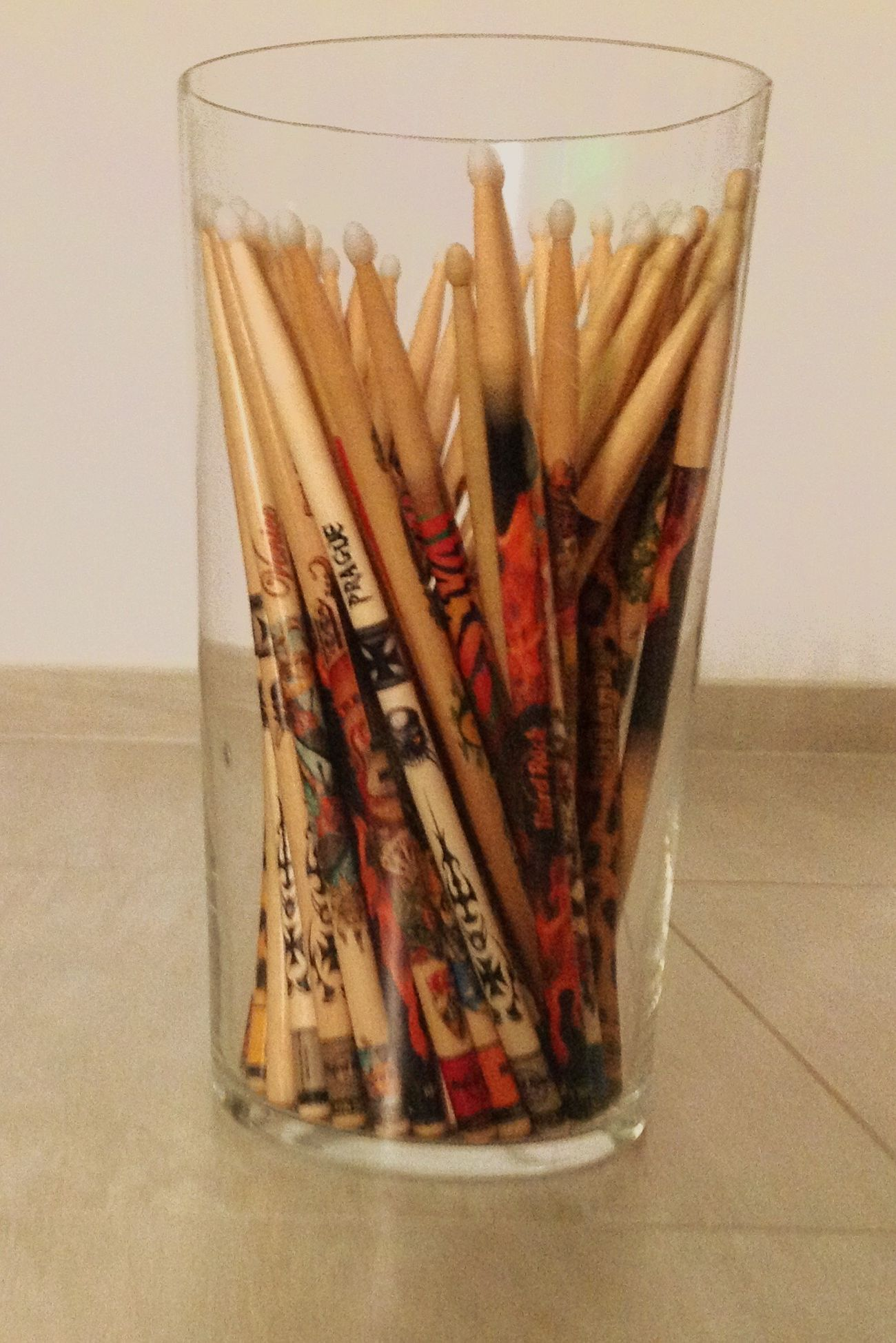 Drumsticks Hardrockcafe Collection Collections Drum Sticks Indoors