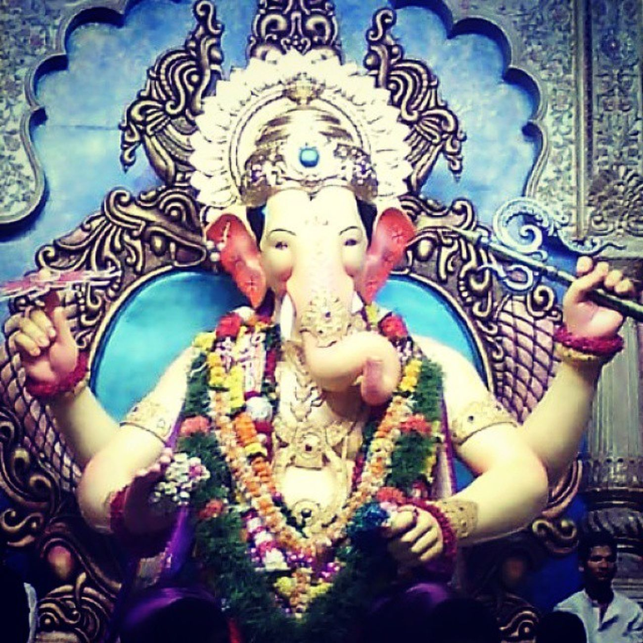 LalbaugchaRaja GanpatiBappaMorya GanpatiFest 10days HappinessEverywhere