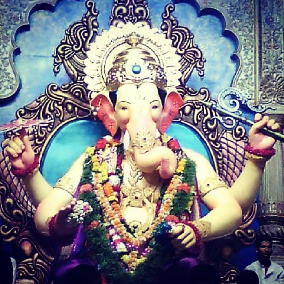 LalbaugchaRaja GanpatiBappaMorya GanpatiFest 10days HappinessEverywhere