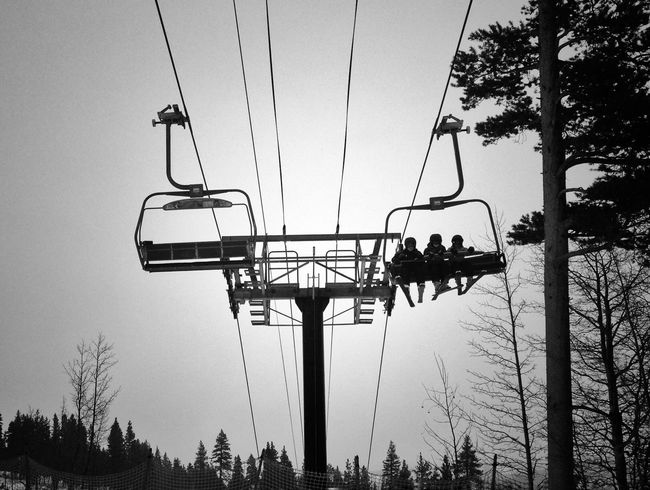 The Great Outdoors - 2016 EyeEm Awards Skiing Blackandwhite Lake Tahoe North Star