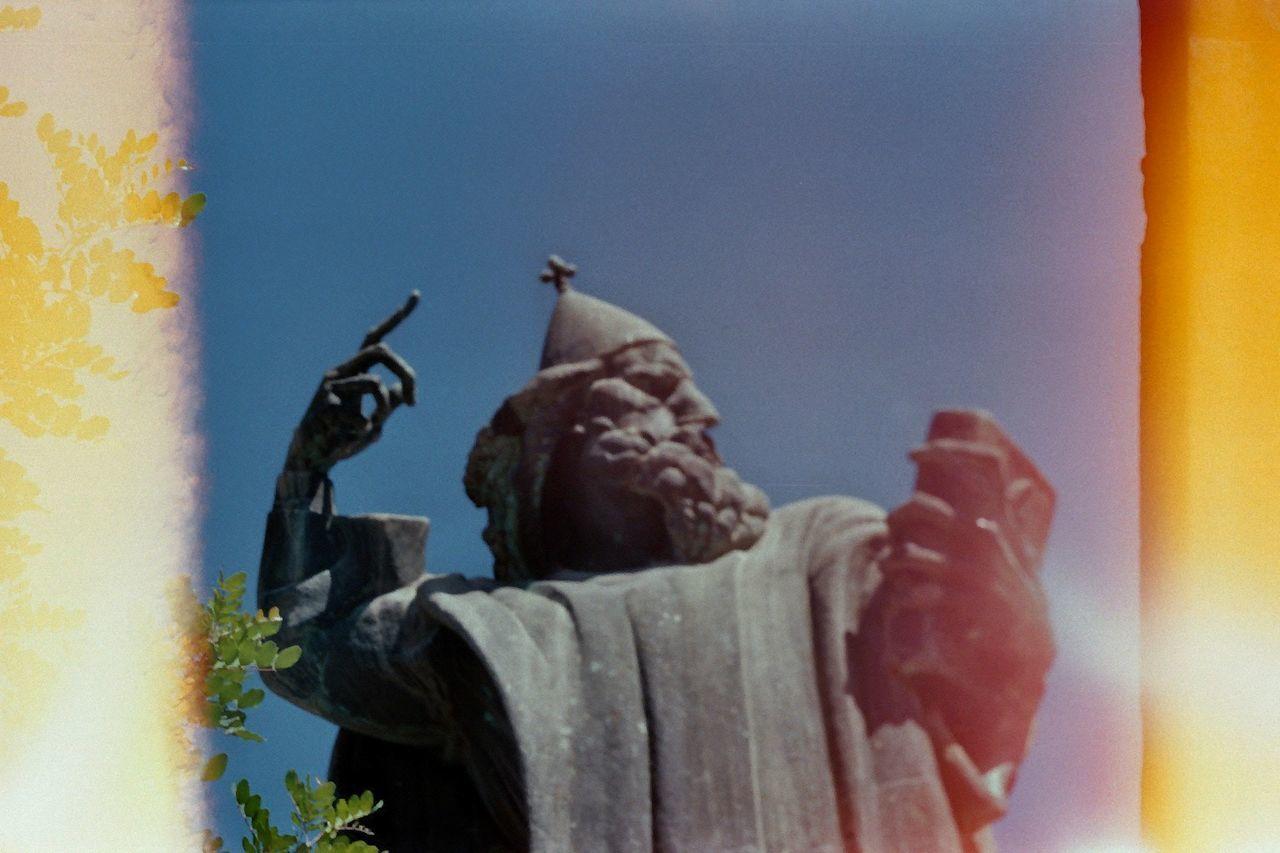 Art Art And Craft Bis Croatia Human Representation Sculpture Statue Sun