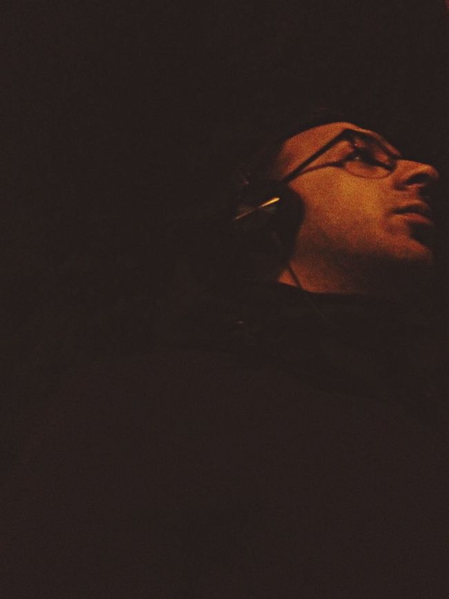 Night Walk Thinking About You Self Portrait Night Photography crawling back to you...