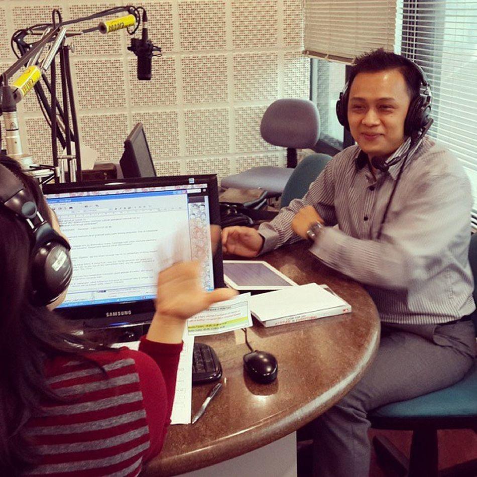 Talkshow di Radio @sonora92fm with @MerryRiana TheMerryRianaShow