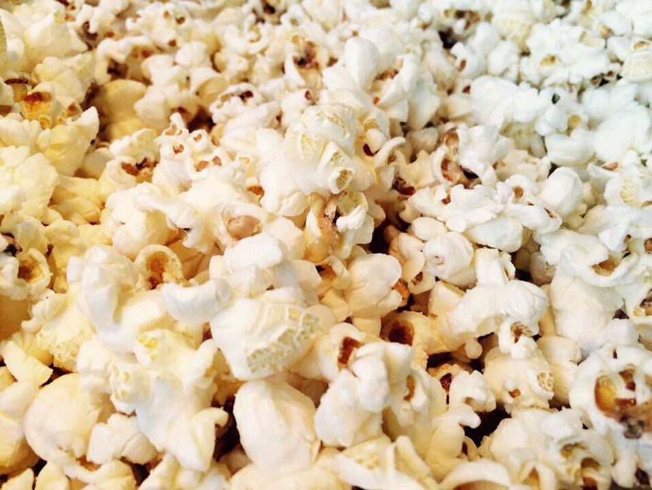 Popcorn Food And Drink Full Frame Food Backgrounds No People Close-up Cinema Movienight Movies Tonight