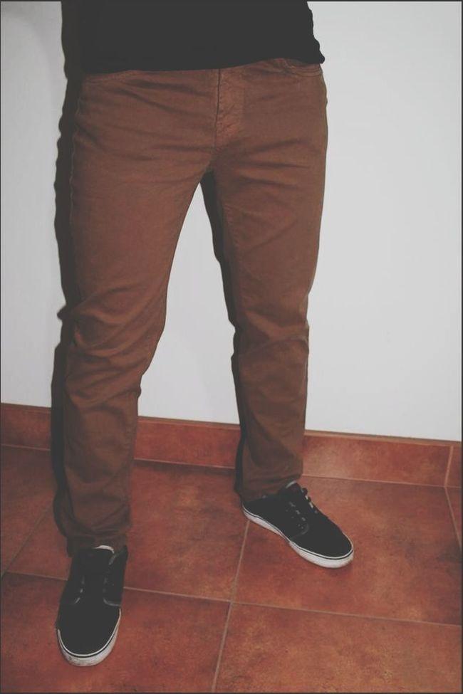 Hello World My New Pants . Boring Hi :)