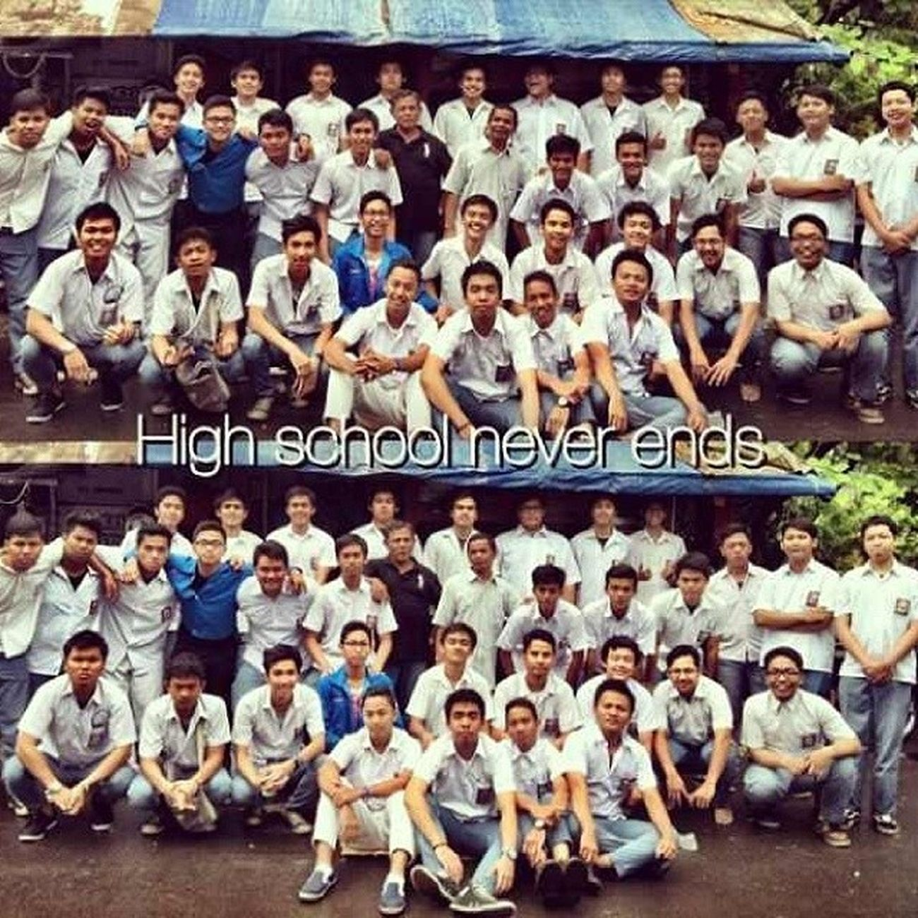 In God and with friends we trust Highschool Sman77jakarta Dartvendier Dartvendier2013 Dartvendier77
