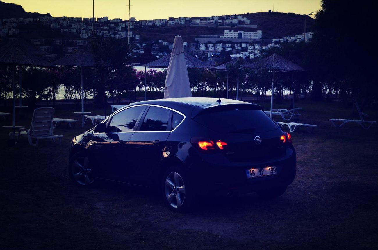 RePicture Femininity Gündoğan My Car Opel Astra