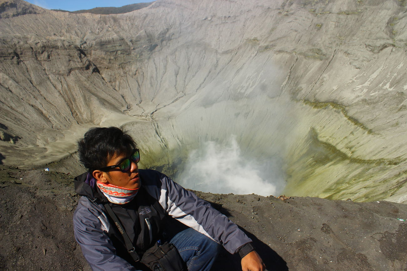 Kawah Bromo Mountain Hiking Amazing Indonesia EyeEm Indonesia