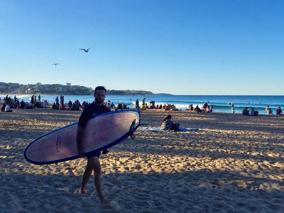 Warmy Weekend By The Beach Manly Beach
