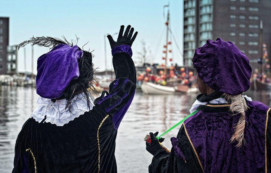 Saint Nicholas Saint Nicholas Day Sinterklaas Intocht In Almere-Havenvv Sinterklaas 2013
