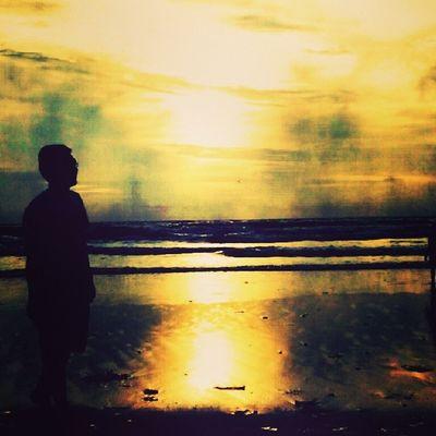 Sunset Instagram BitzArt