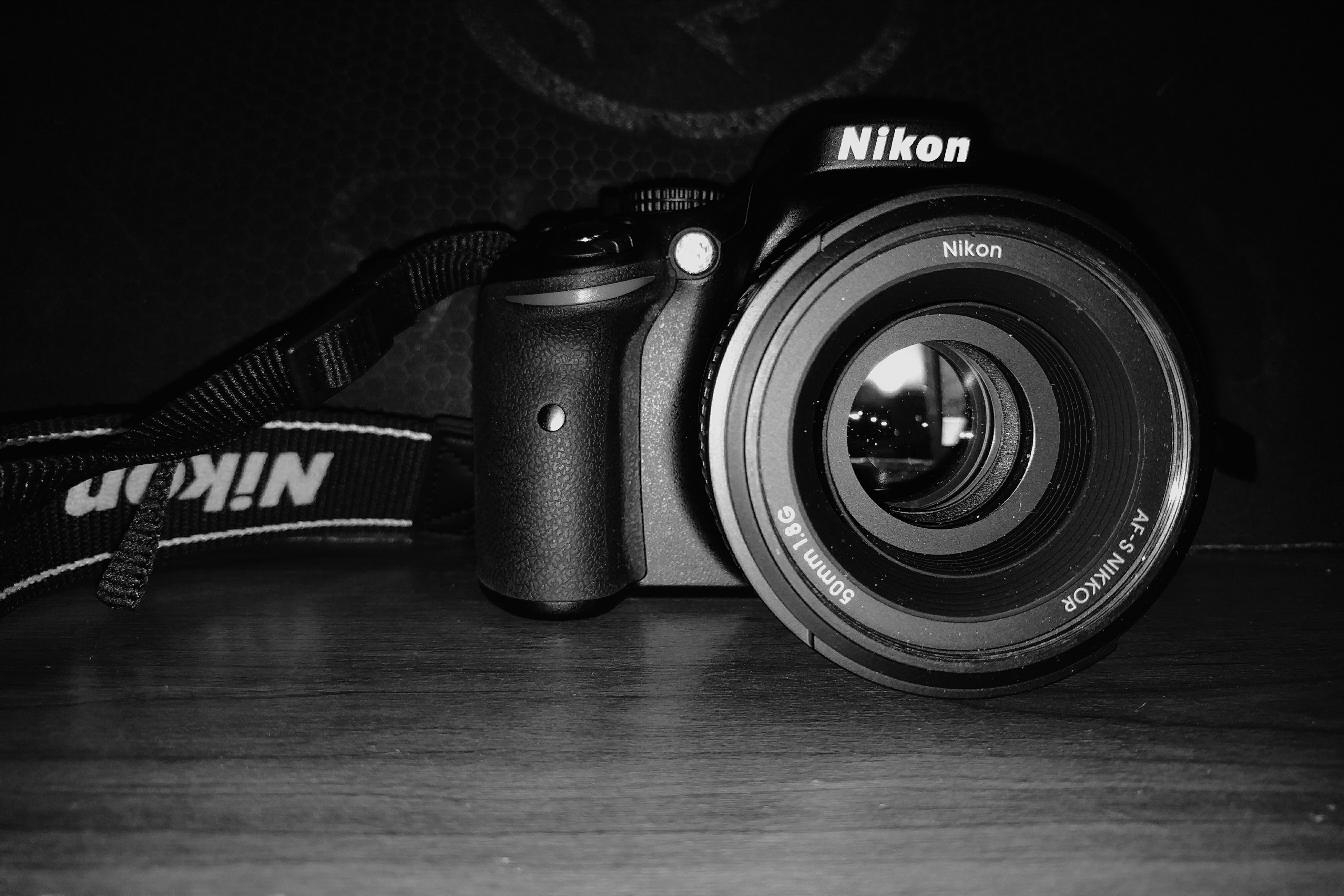 Its been my weapon of choice for a long time now!!! Blackandwhite NikonLife Howthe Beginnerphotographer Stilllearning