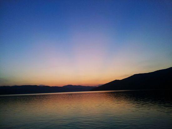 Sunset Danuberiver Serbianbeauty