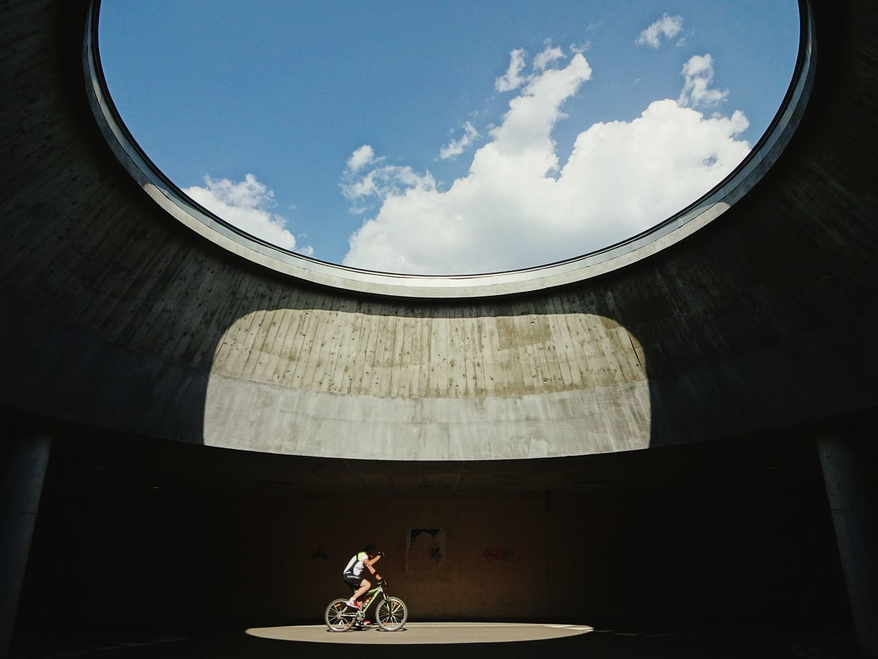 Beautiful stock photos of roof, Bicycle, Day, Indoors, Land Vehicle