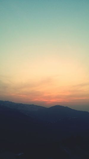 Sunset Lebanon Yw Romance