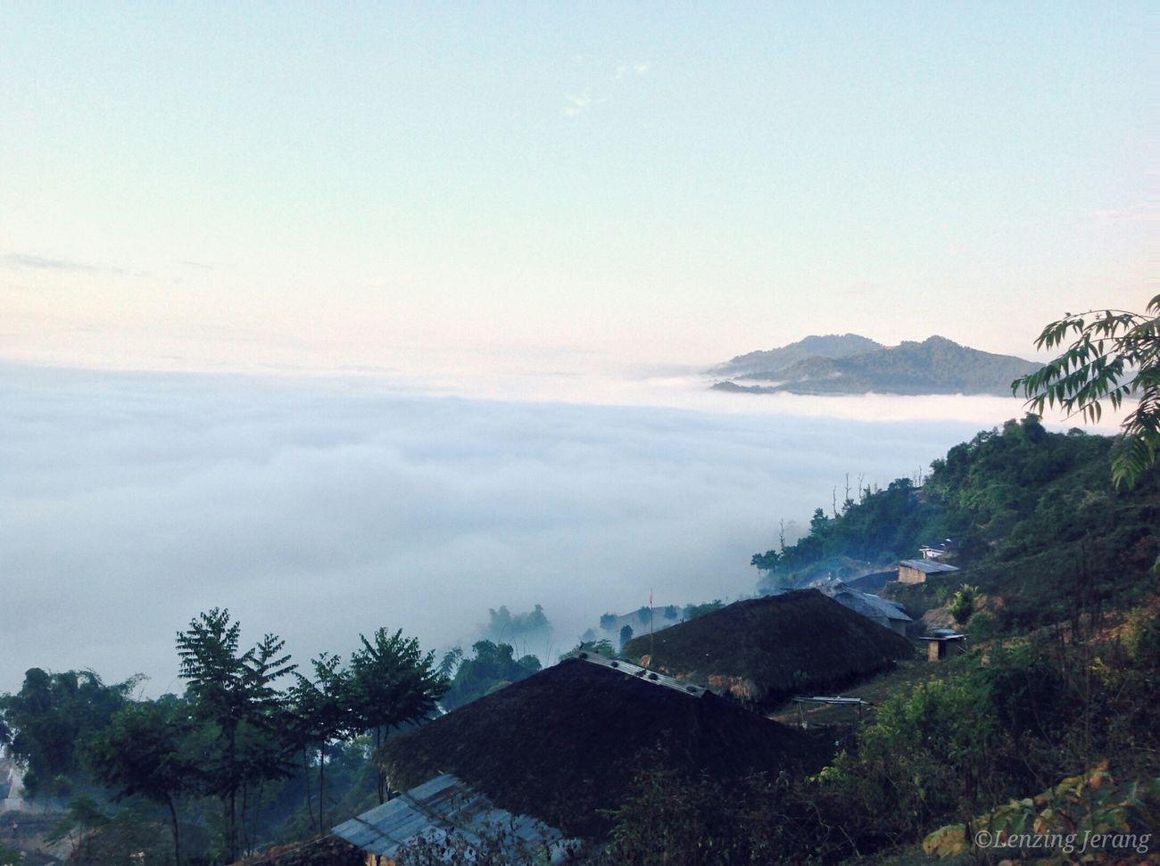 Rumgong Village, Siang district, Arunachal Pradesh First Eyeem Photo