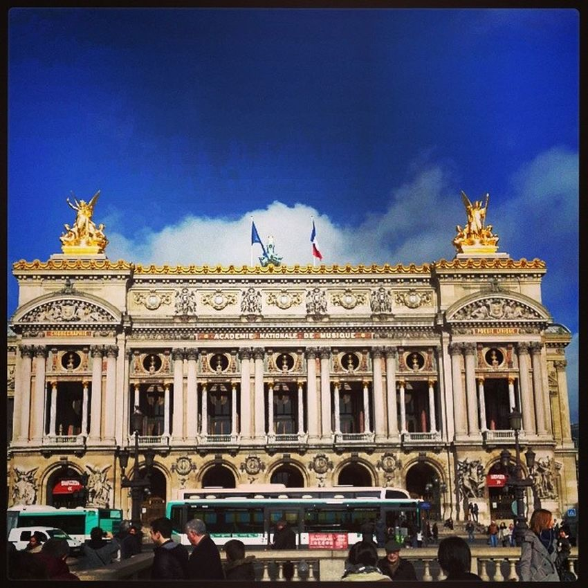 Paris OP éra Voyage