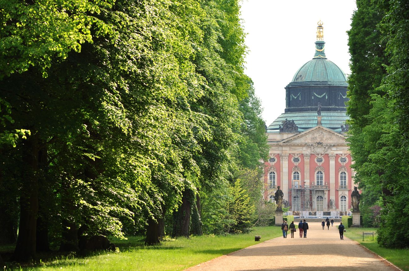 Adapted To The City Architecture Travel Destinations Building Exterior City Built Structure Government Outdoors Sky Tree Cultures Day People EyeEmBestPics Pictureoftheday NikonD5000 Canon600D Travel Likesforlikes Followforfollowback Beautyinnature  Beauty In Nature EyeEm Best Shots Motion Potsdam Sanssouci