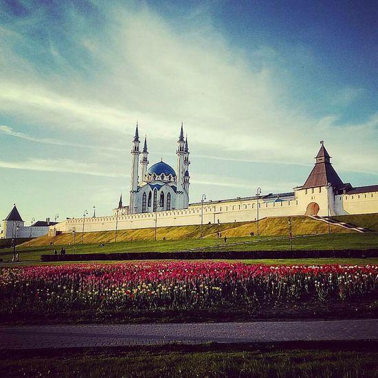 Kazan, Tatarstan, Russian.