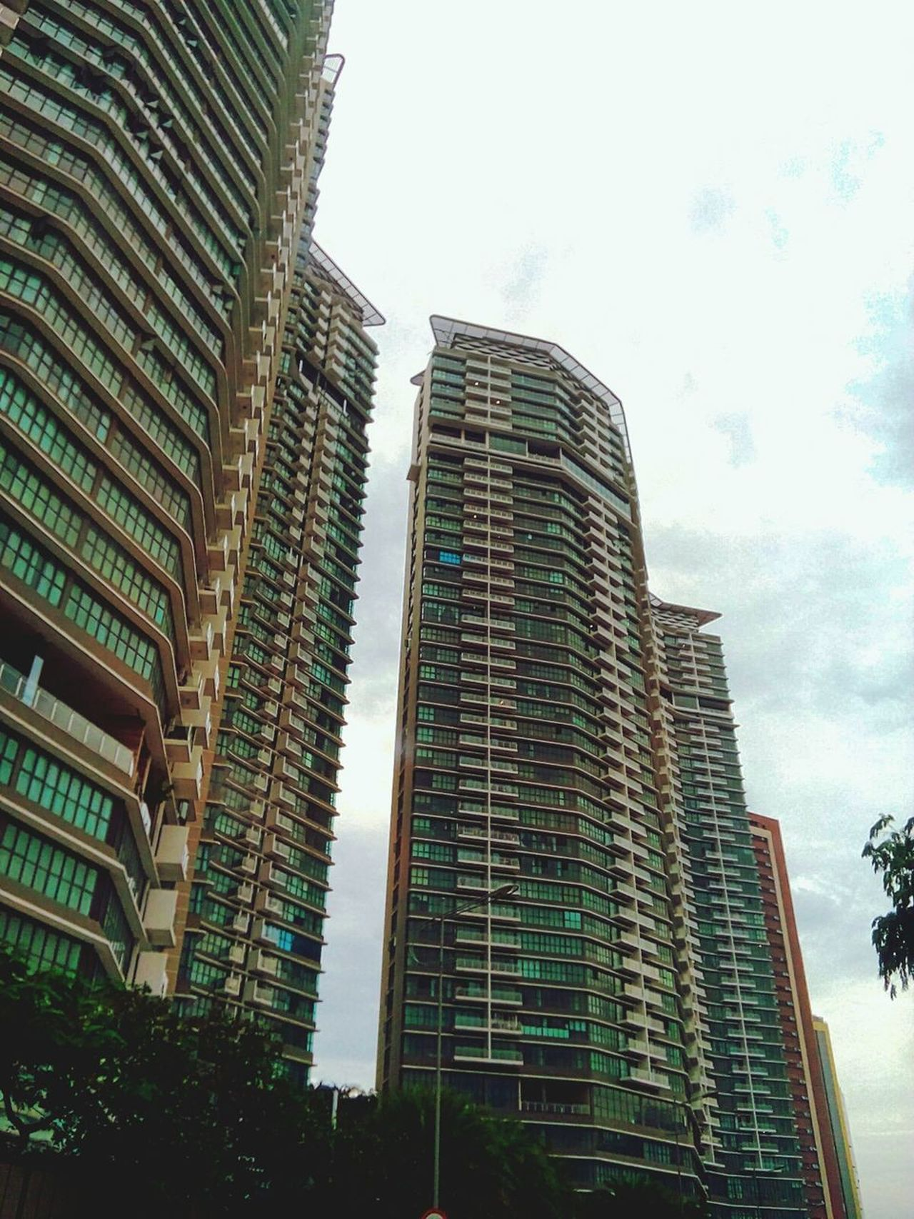 Skyscraper Architecture Modern Built Structure Cityscape Tall - High Day Apartment City Office Building Officeview