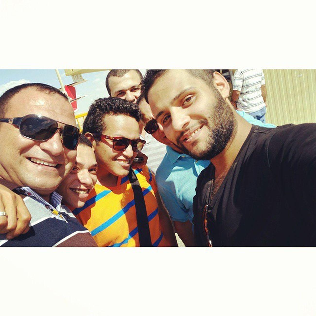 Sa7ara Training Petroleumengineers Selfie fun