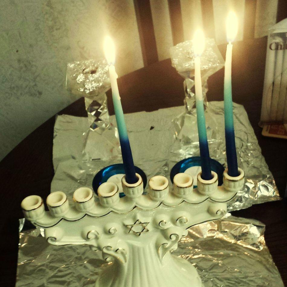 Happy Hanukkah Je Suis Paris Jesuischarlie Menorah Je Suis Juif Happy Chanuka Candlelight