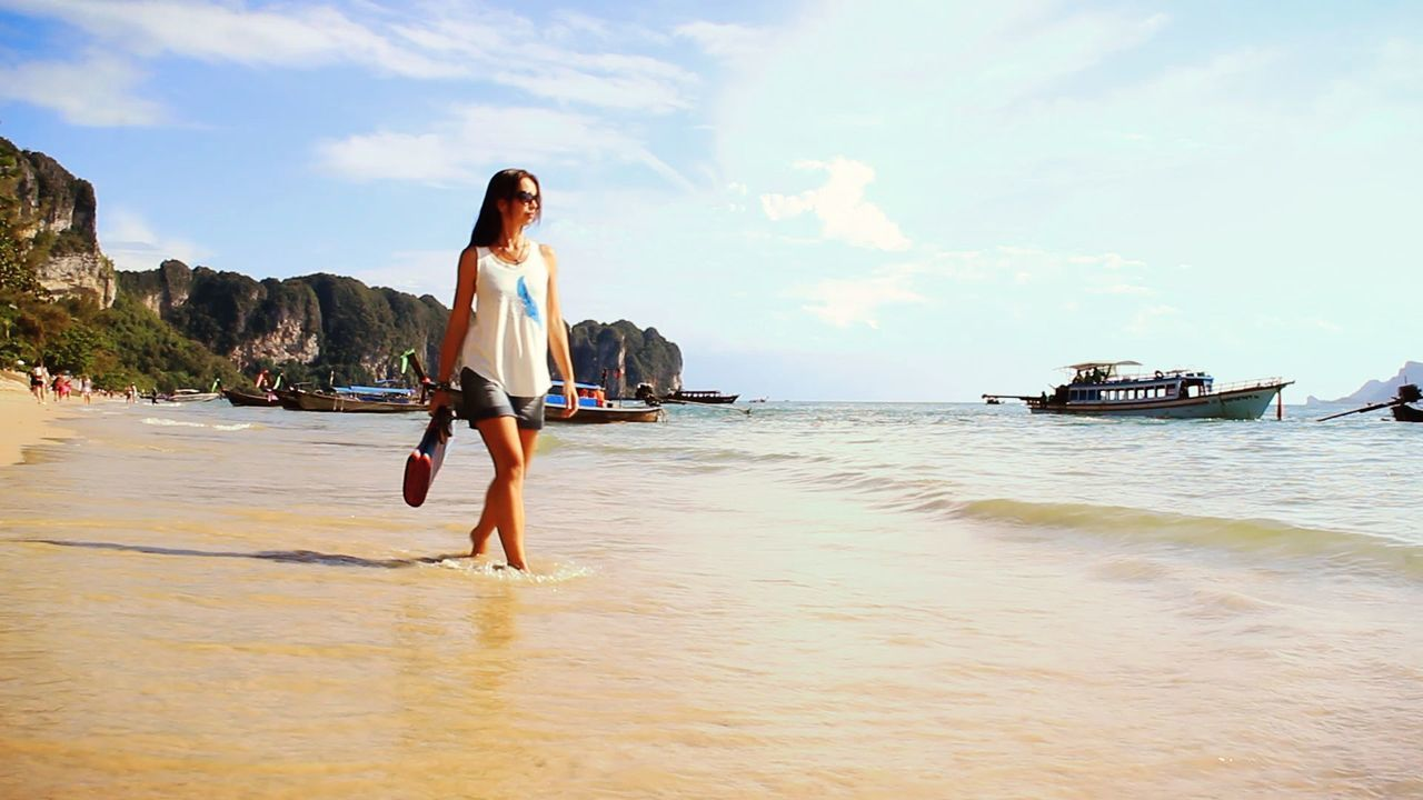 Beautiful stock photos of thai, Activity, Beach, Beauty In Nature, Casual Clothing