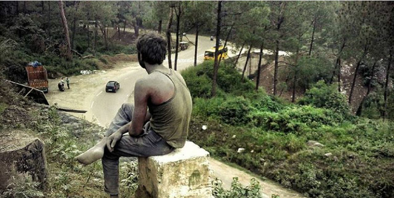 Outdoors Day Field Hardworkingman Contrast Rich&poor Dreams Nature The Photojournalist - 2017 EyeEm Awards