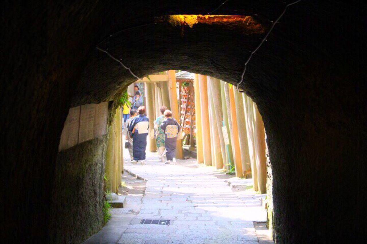Japan 銭洗弁天 鎌倉