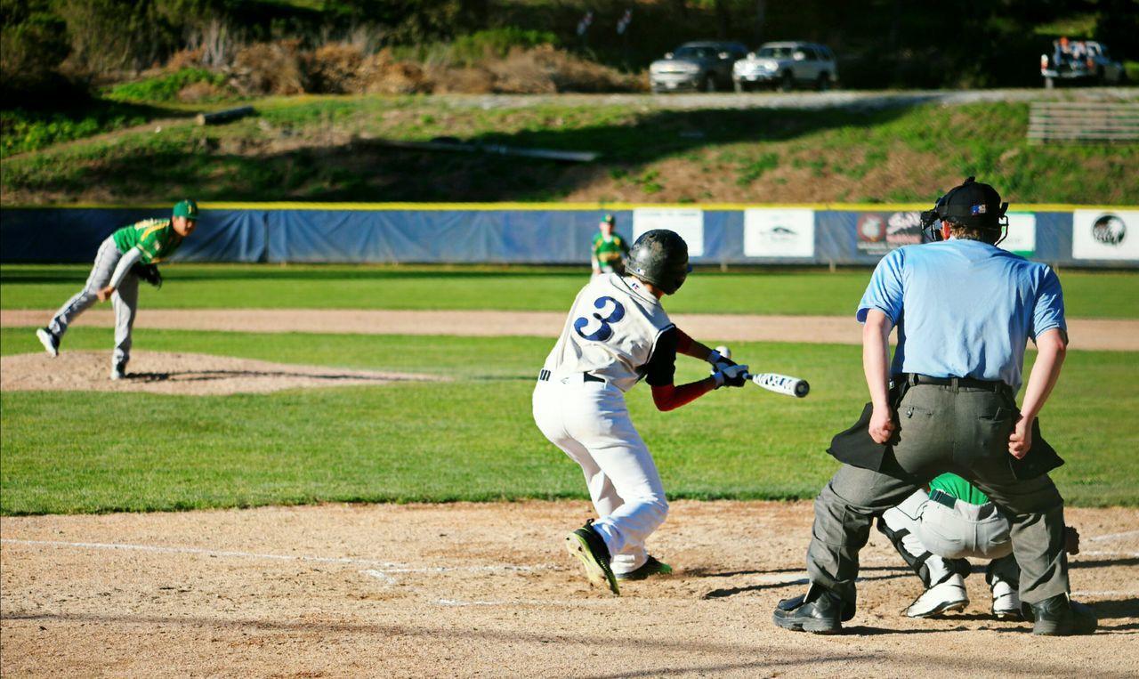 Sport Baseball - Sport Sports Training Athlete Sportsman Candid Activity People Young Adult Baseball Bat Baseball Player Sports Clothing Outdoors