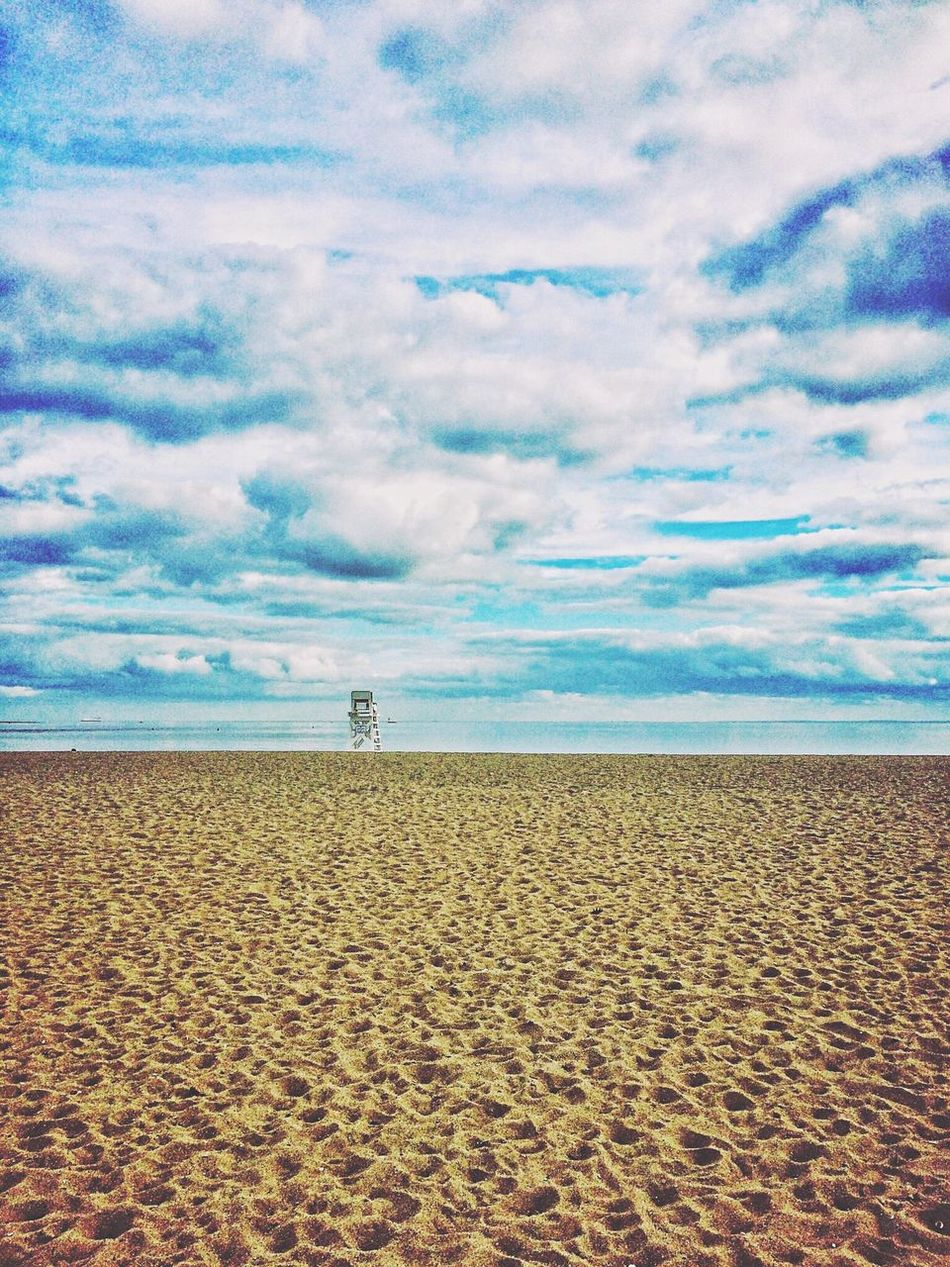 Penfield Beach in Fairfield Connecticut Long Island Sound Outdoor Photography Outdoors❤ Outdoors Outside Outside Photography Nature USA IPhone Photography IPhoneography Water Beach Photography Beachphotography Lifeguard Station
