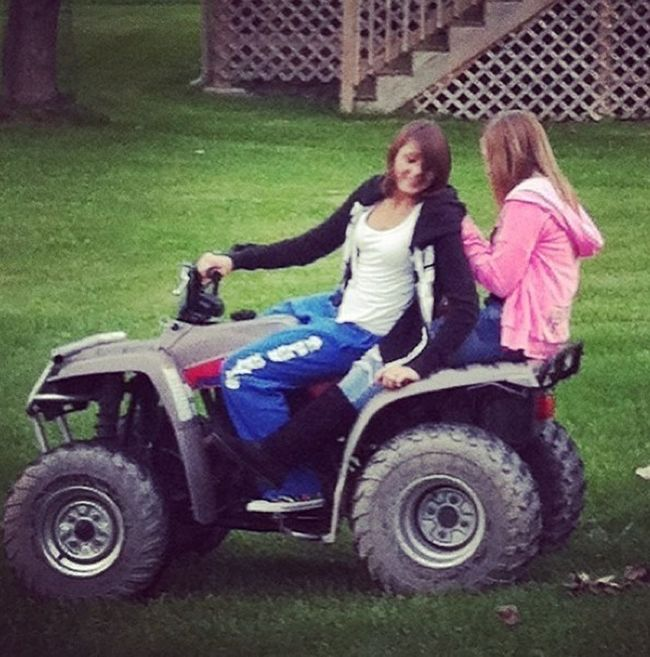 Fourwheeling