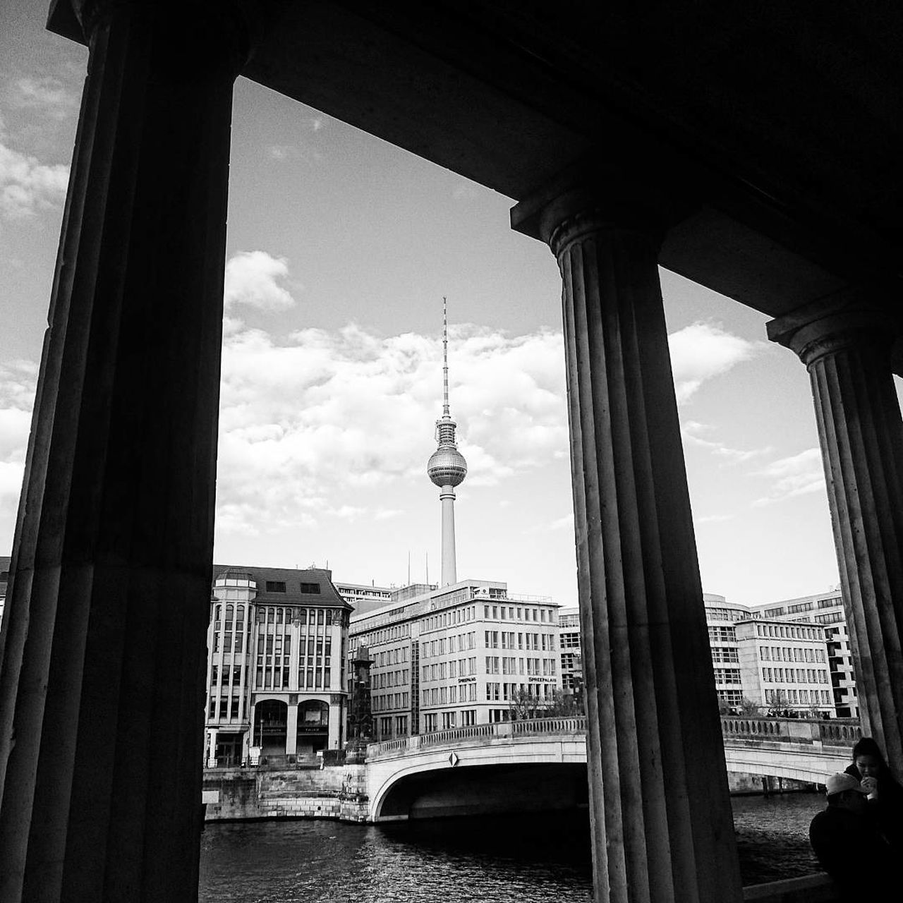 Bw BW_photography Black And White Photography Tvtowerberlin Berlin Tvtower