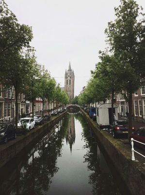 Architecture in Delft by Herbert Schröer