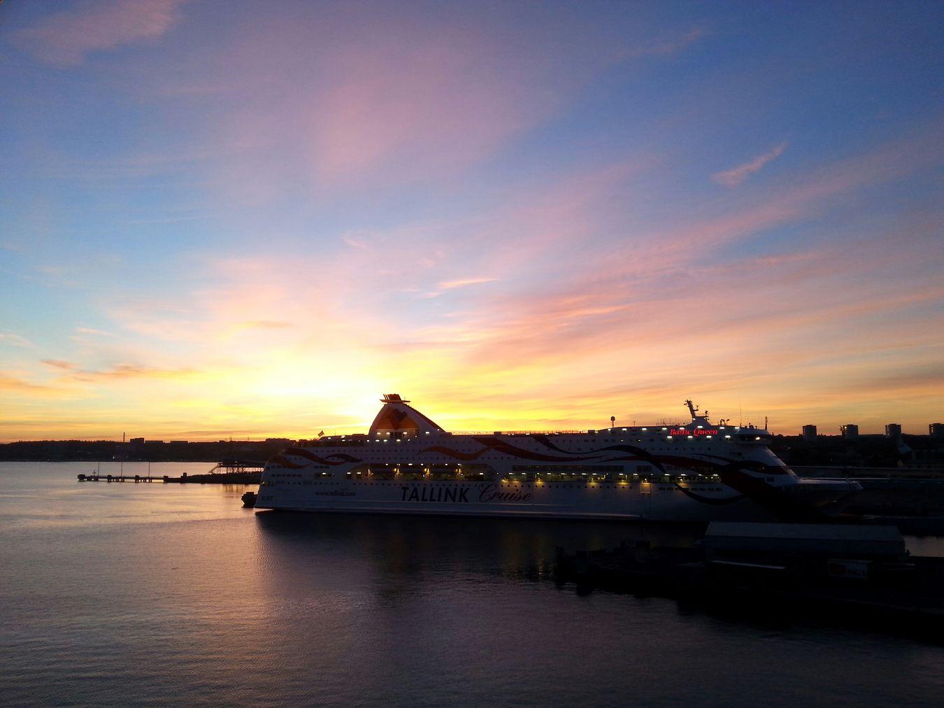 Sky Ship Morning Nofilter